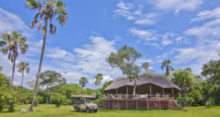 Katuma Bush Lodge ★★★★★
