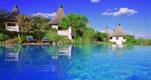 Pool der Lake Manyara Serena Safari Lodge
