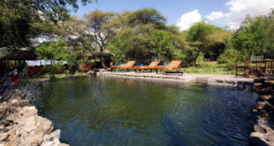 Lake Natron Tented Camp ★★★