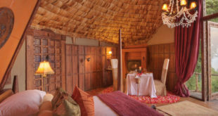 Ngorongoro Crater Lodge ★★★★★