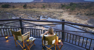 Ruaha River Lodge ★★★★